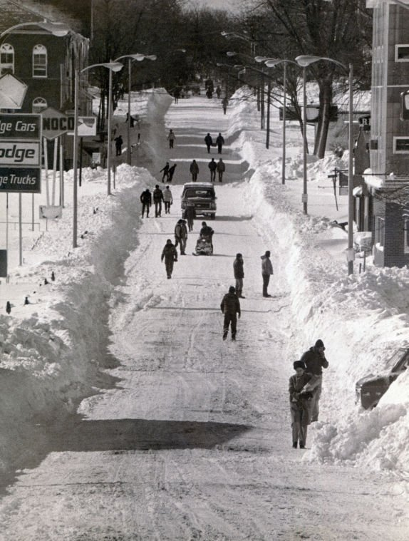 Blizzard Of 78 The Sun Chronicle Home