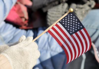 Mansfield Veterans Day