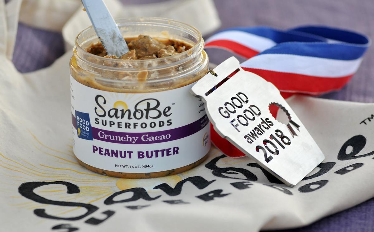 SanoBe Peanut Butter