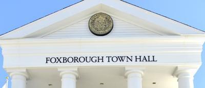 Foxboro town hall file photo building (copy)