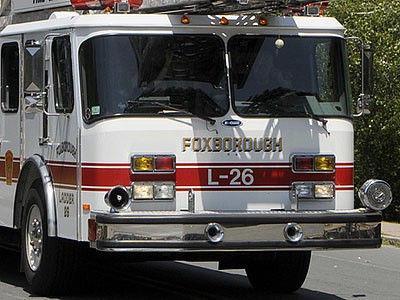 Foxboro-fire-truck