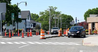 Foxboro Common Traffic