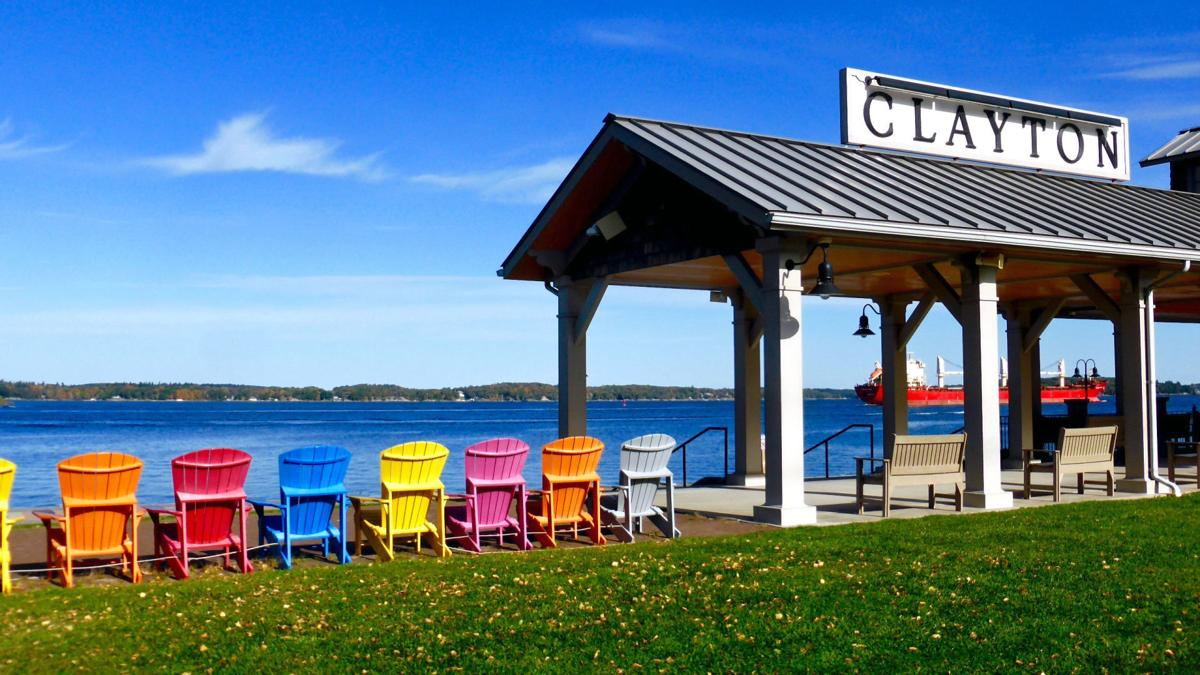 A Taste Of The Finger Lakes And 1000 Islands The Colors