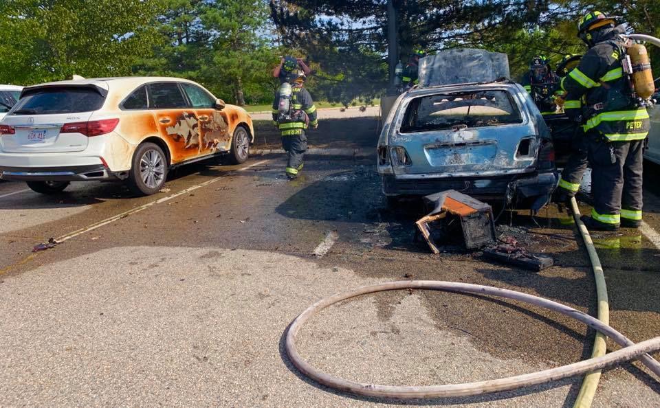 wrenthm car fire 2
