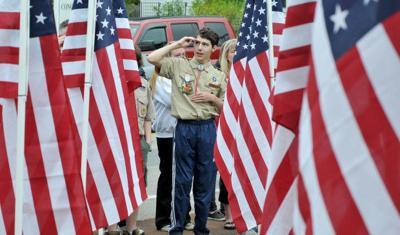 Mansfield Field of Honor