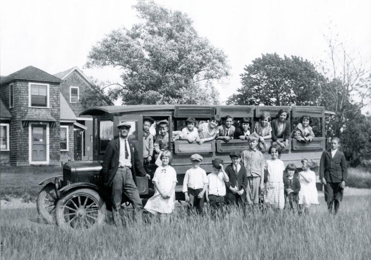 Bishop St School Bus 1925.jpg