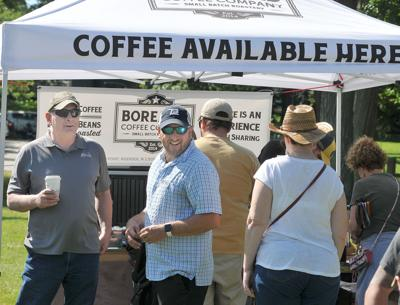 Attleboro Farmers Market Opening Day 2019