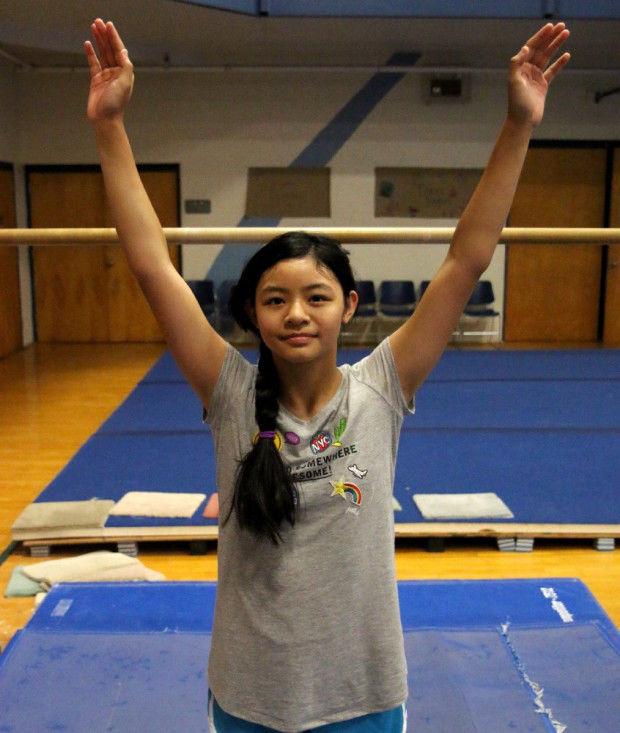 Gymnastics Olympics Story