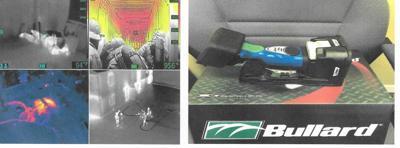 na thermal imaging camera