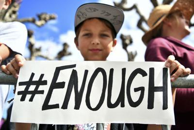 Student Gun Protests California