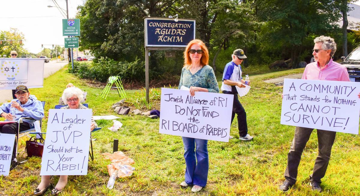 Jewish protest 1