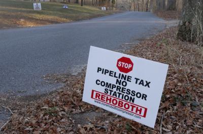 Gas Pipeline Fight