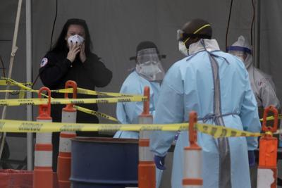 Virus Outbreak New England