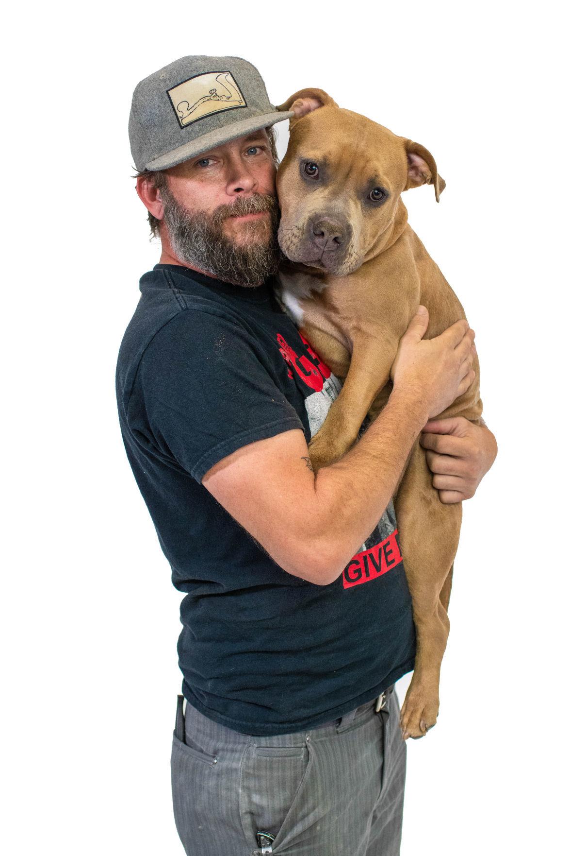 pet day dog owner clip