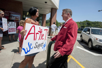Market Basket worker quoted in Sun Chronicle story among those fired