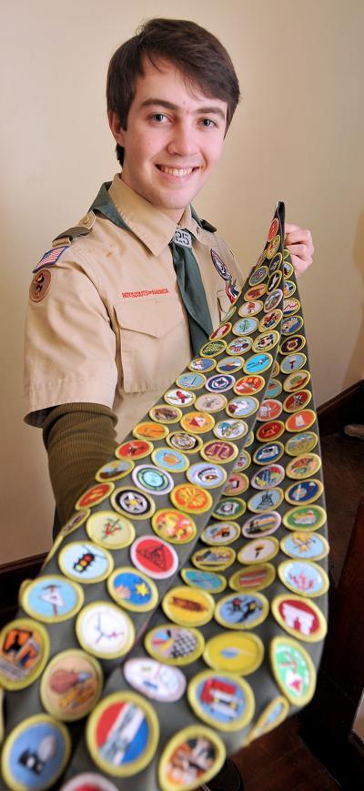 Beagan, Greg Merit Badges