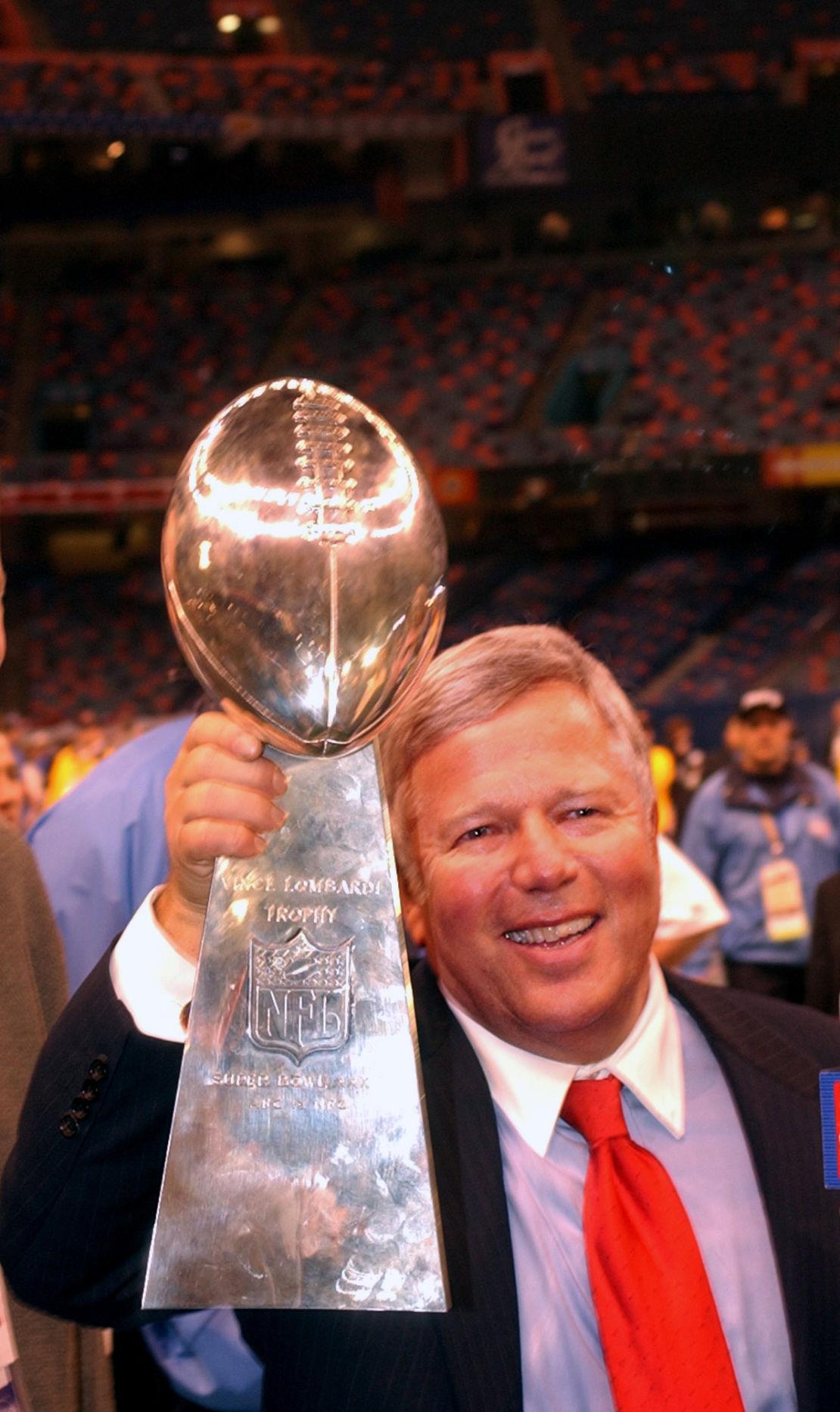 Super Bowl XXXVI 2002