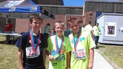 Run from the Cops 5K race in Mansfield raises more than $13,000 for