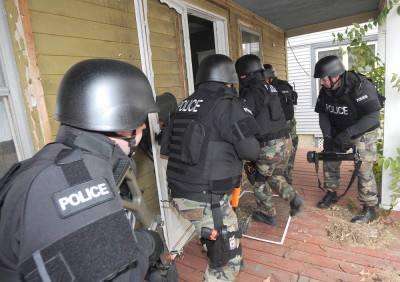 Simulated Drug Raid Gives Attleboro Police Swat Team