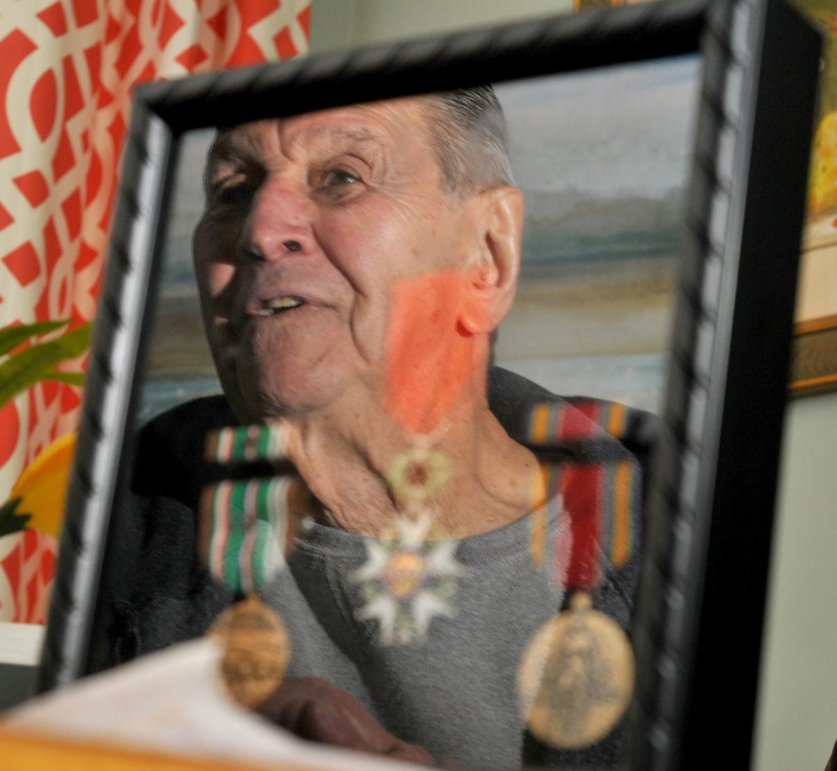 Reflections: Norton World War II veteran recalls the days