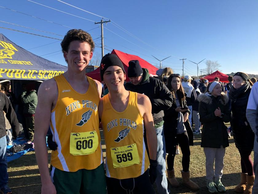 MIAA CROSS COUNTRY: KP's Griffin is a state champion at Div. 1 boys' meet - The Sun Chronicle