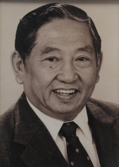 Attleboro Mayor Kai Shang