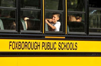 Taylor School Foxboro 1st Day