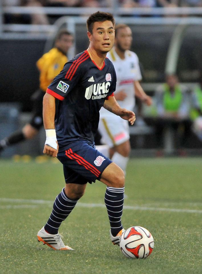 MLS New England Revolution vs Rochester
