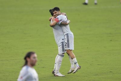 MLS Revolution Orlando City Soccer