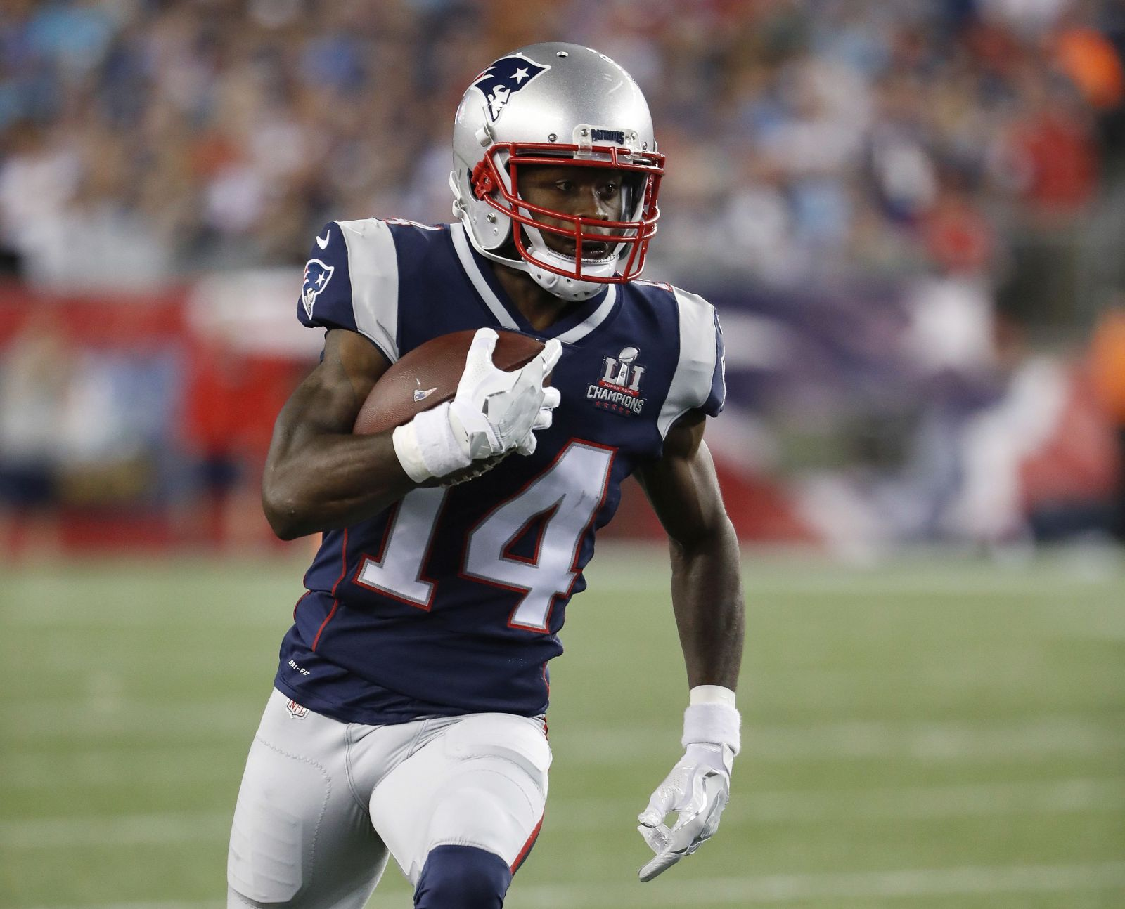 Watch Tom Brady's game-winning touchdown pass to Brandin Cooks