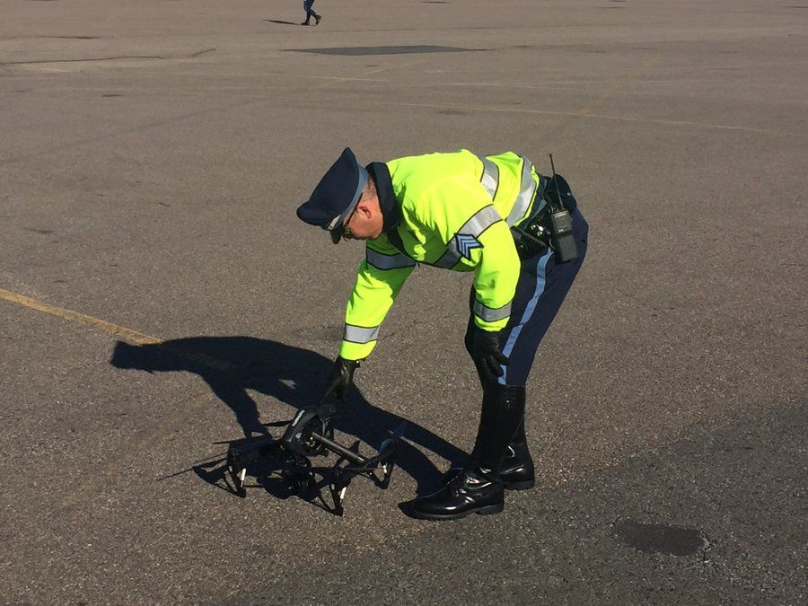 state police drone sgt. timothy dowd