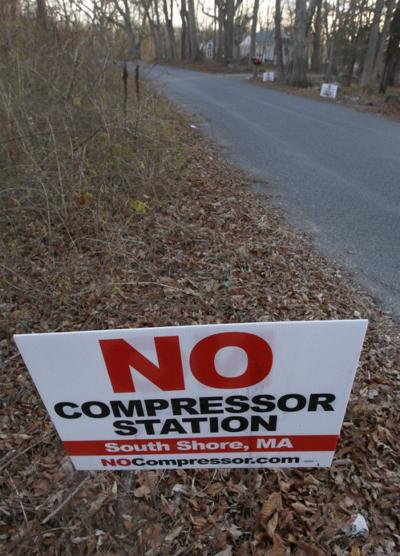 compressor station file photo