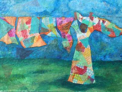Sandy Coleman 'A Breeze'