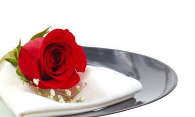 Valentine's Day dining clip