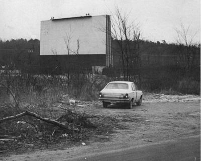 SUN CHRONICLE FILE PHOTOThe former Boro Drive-In back in the early 1970s  used to be a landmark on Route 1 in North Attleboro. The Christmas Tree  Shops is ... - PETER GAY: Drive-in Theaters And Other Gray-head Thoughts Columns