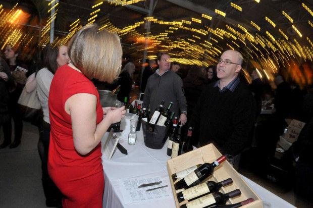 Moonlit Wine Event