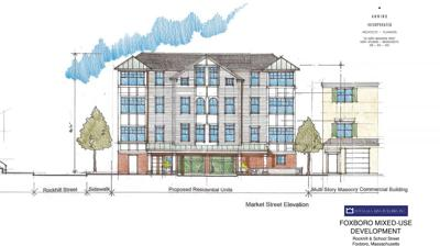 Foxboro Mixed Development Elevation NEW