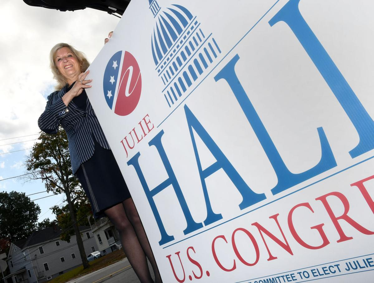 Hall, Julie Candidate