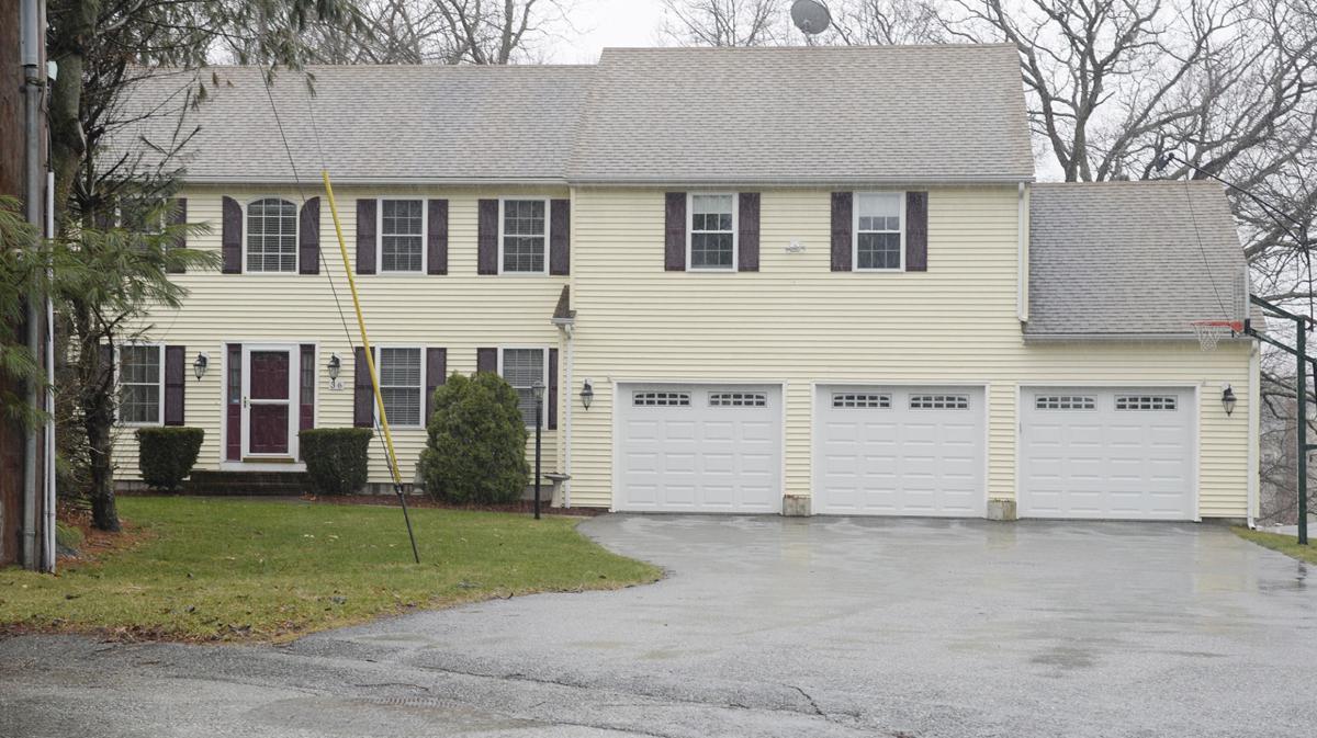 Home of Sgt. Richard Woodhead