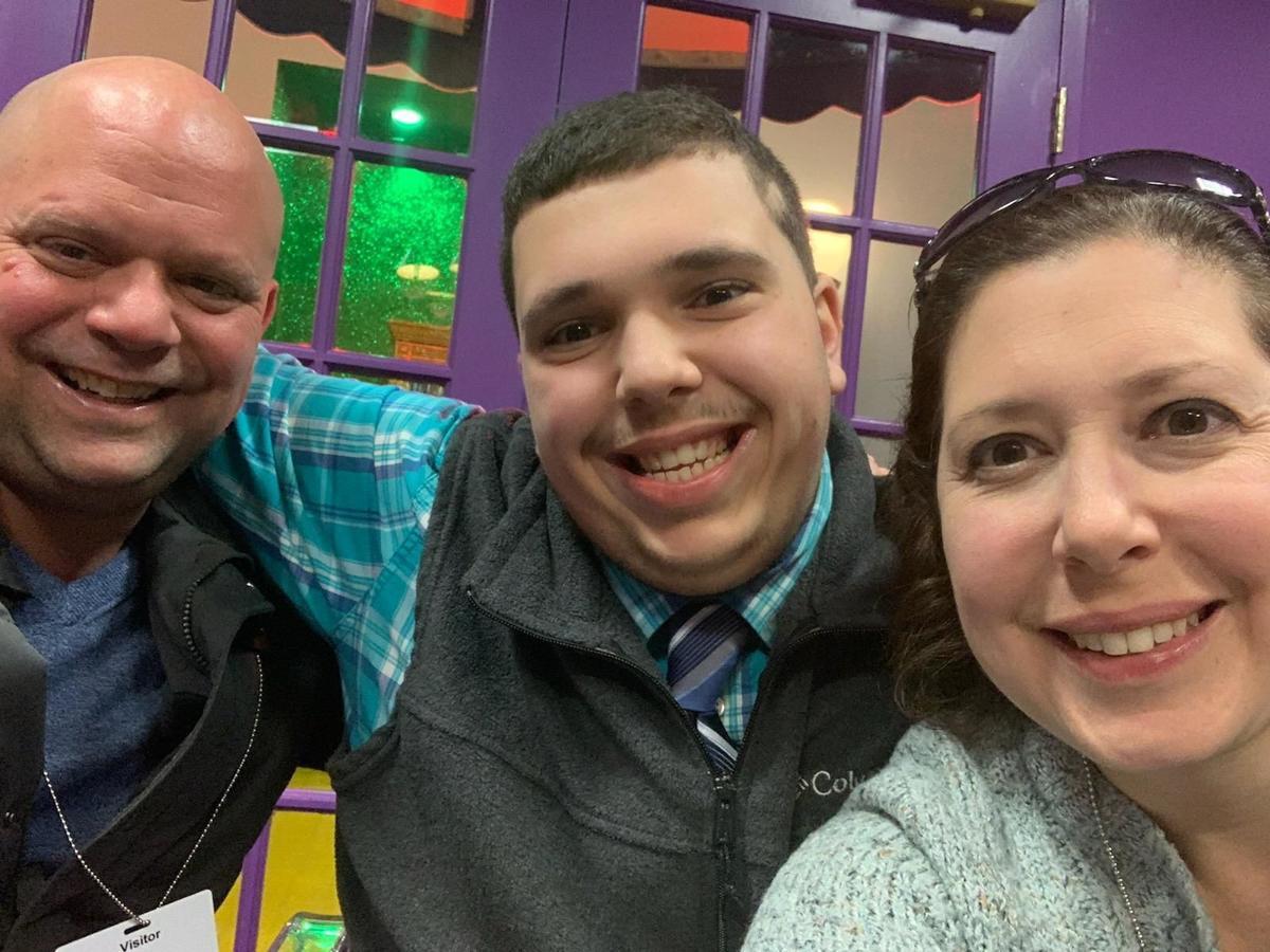 Shawn Halajko Family