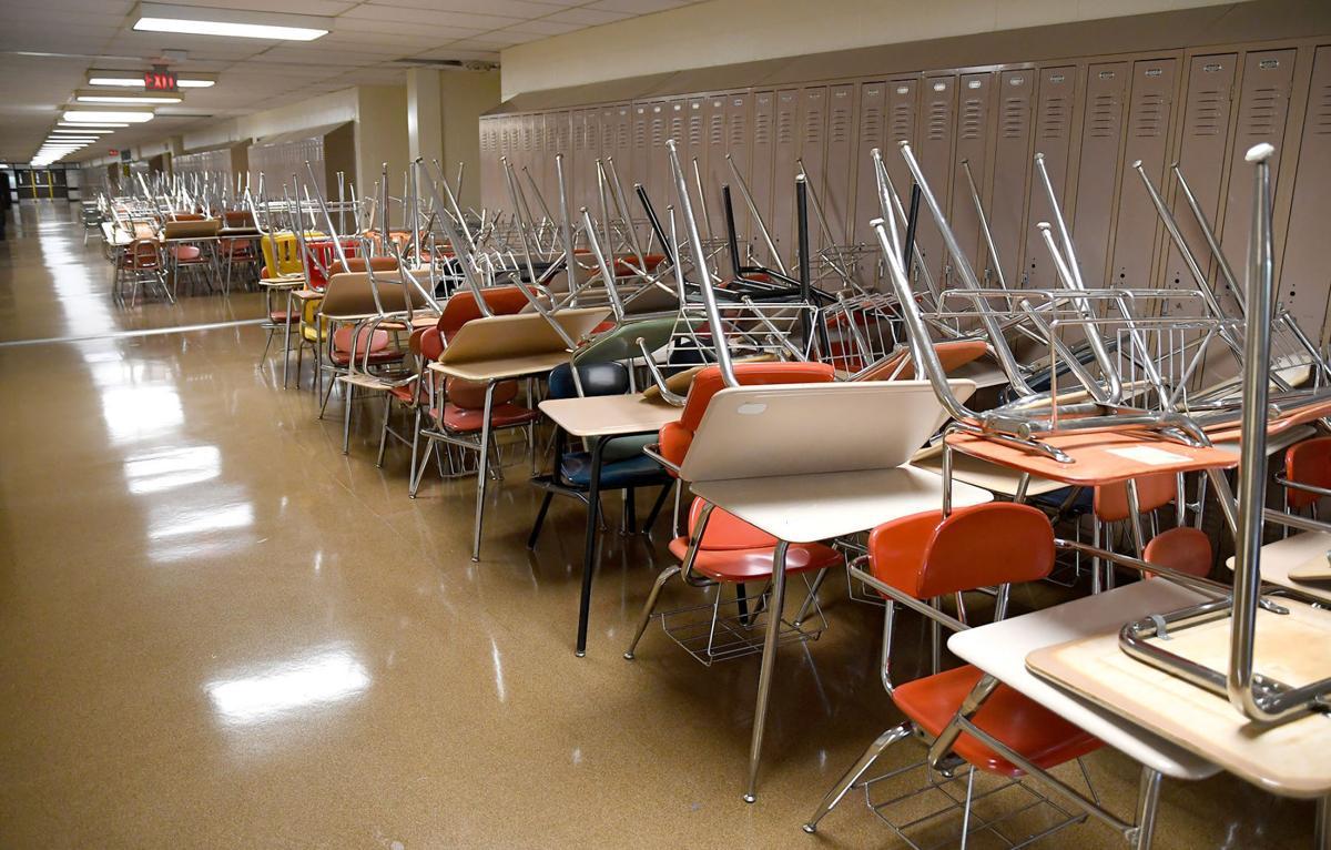 School Opening Prep NAHS
