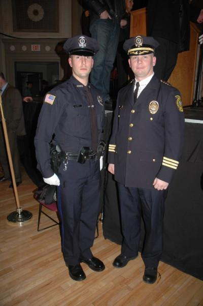 MANSFIELD NOTEBOOK: Police department welcomes new officer