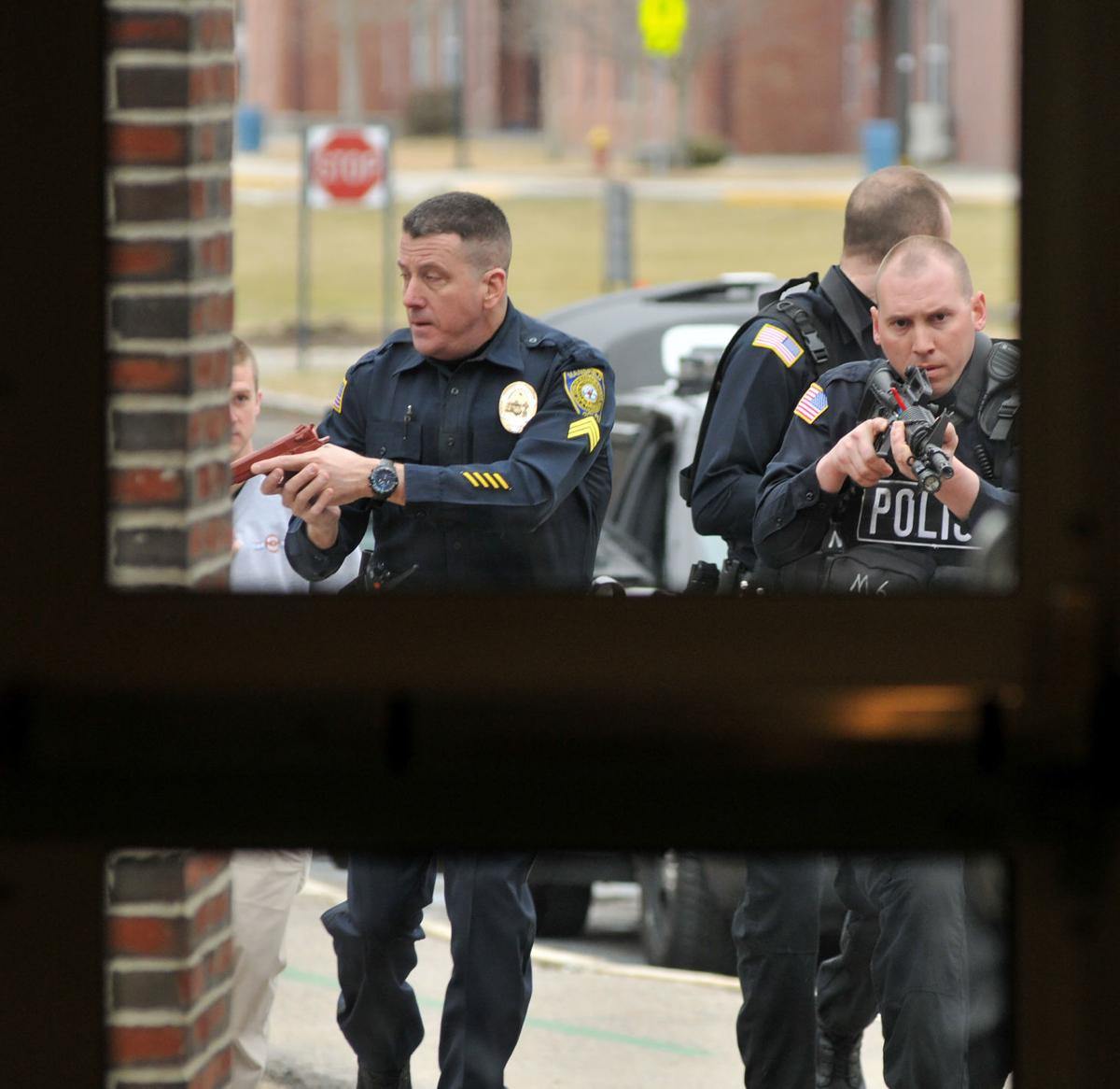 Mansfield police, fire train for shooter in a school | Local