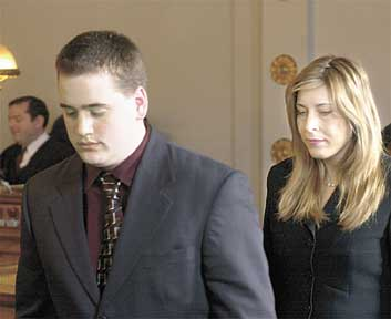 2001 IN REVIEW: `Paddleboro' charges fizzle