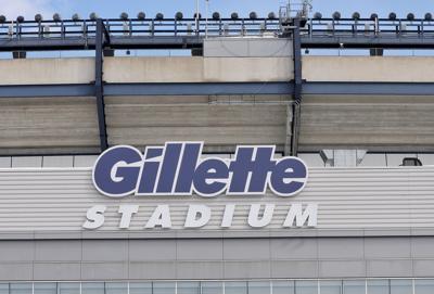 Gillette Stadium Exterior (copy)