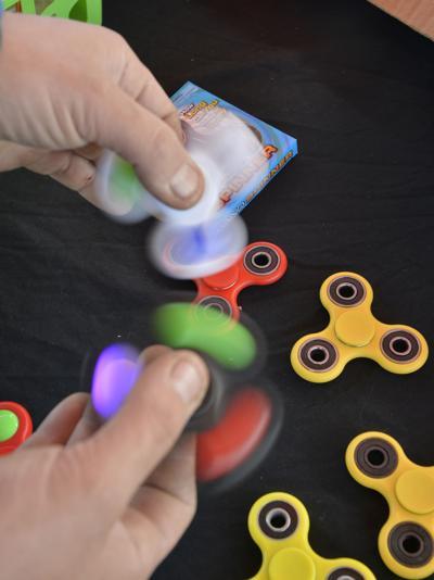Fidget Spinners 051017