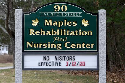 Maples Rehab NO VISITORS