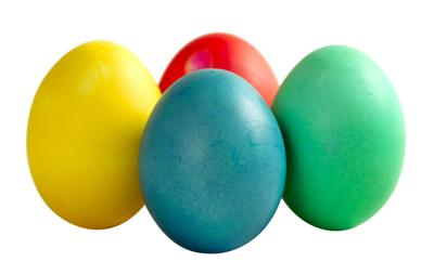 Easter eggs clip