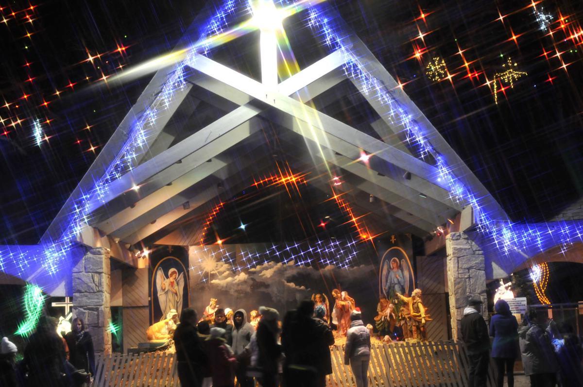 La Salette Festival of Lights Open