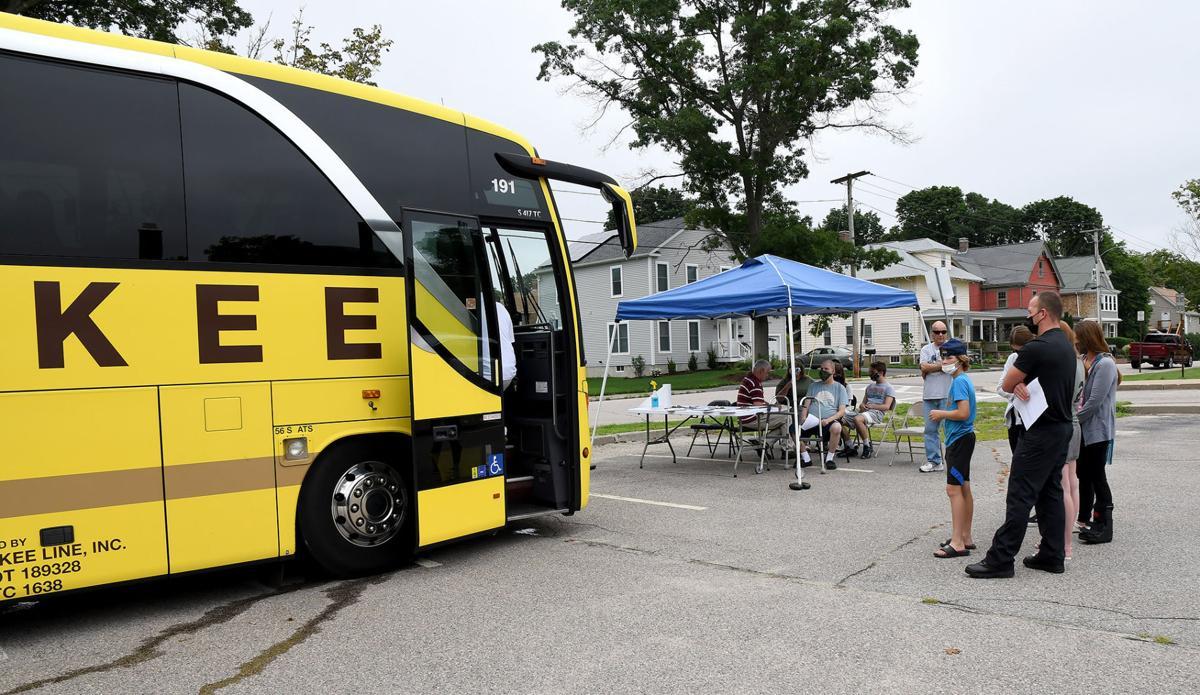 VAX Bus at Willett